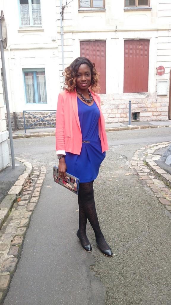 look colorée