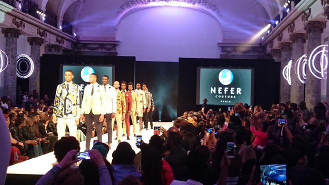 Nefer Couture BFW2014..